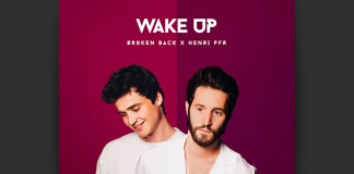 Broken Back x Henri PFR Single 'Wake Up' Artwork